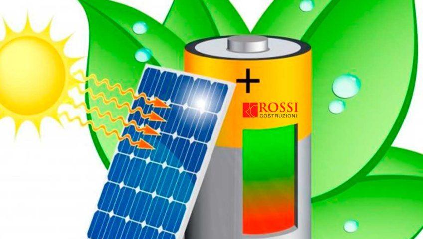 batterie di accumulo energetico